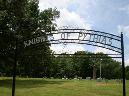*KNIGHTS OF PYTHIAS, ENTRANCE SIGN - Craighead County, Arkansas | ENTRANCE SIGN *KNIGHTS OF PYTHIAS - Arkansas Gravestone Photos