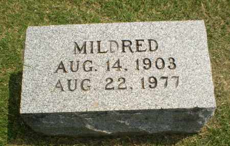 KSIR, MILDRED - Craighead County, Arkansas | MILDRED KSIR - Arkansas Gravestone Photos
