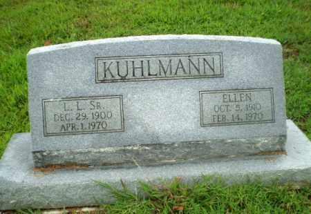 KUHLMANN, ELLEN - Craighead County, Arkansas | ELLEN KUHLMANN - Arkansas Gravestone Photos