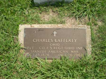LAFFERTY  (VETERAN SAW), CHARLES - Craighead County, Arkansas | CHARLES LAFFERTY  (VETERAN SAW) - Arkansas Gravestone Photos