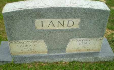 LAND, LAURA C - Craighead County, Arkansas | LAURA C LAND - Arkansas Gravestone Photos