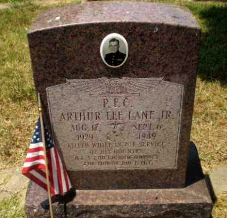 LANE  (VETERAN), ARTHUR LEE - Craighead County, Arkansas | ARTHUR LEE LANE  (VETERAN) - Arkansas Gravestone Photos