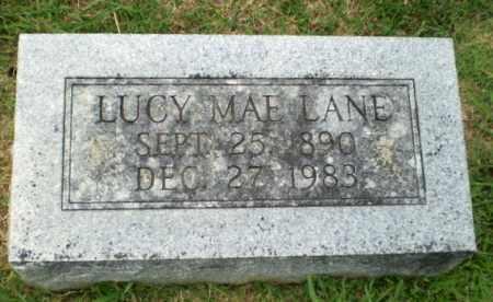 LANE, LUCY - Craighead County, Arkansas | LUCY LANE - Arkansas Gravestone Photos