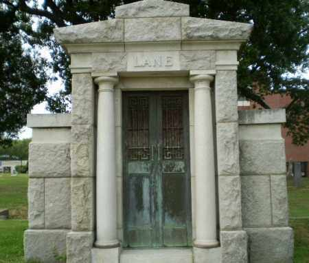 LANE, MAUSOLEUM - Craighead County, Arkansas | MAUSOLEUM LANE - Arkansas Gravestone Photos