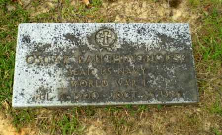 LAUGHINGHOUSE (VETERAN WWI), OSCAR - Craighead County, Arkansas | OSCAR LAUGHINGHOUSE (VETERAN WWI) - Arkansas Gravestone Photos