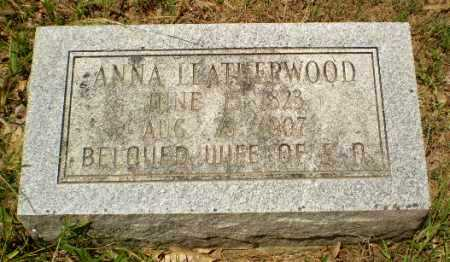 LEATHERWOOD, ANNA - Craighead County, Arkansas | ANNA LEATHERWOOD - Arkansas Gravestone Photos
