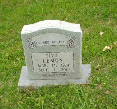 LEMON, ELVIE - Craighead County, Arkansas | ELVIE LEMON - Arkansas Gravestone Photos