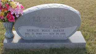 "LEODLER, SHIRLEY ""ROXIE"" - Craighead County, Arkansas 