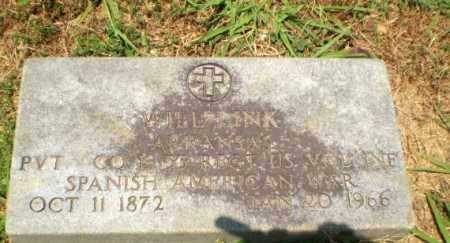 LINK  (VETERAN SAW), WILL - Craighead County, Arkansas | WILL LINK  (VETERAN SAW) - Arkansas Gravestone Photos