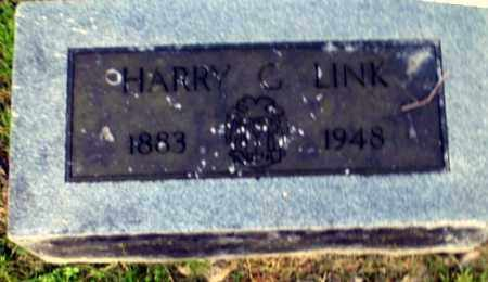 LINK, HARRY C - Craighead County, Arkansas | HARRY C LINK - Arkansas Gravestone Photos