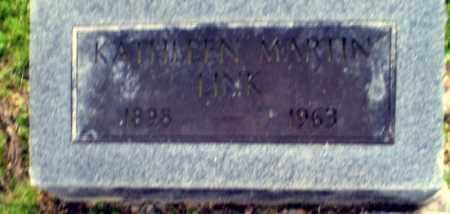 MARTIN LINK, KATHLEEN - Craighead County, Arkansas | KATHLEEN MARTIN LINK - Arkansas Gravestone Photos