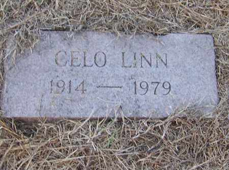 LINN, CELO - Craighead County, Arkansas | CELO LINN - Arkansas Gravestone Photos