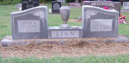 LINN, HOUSTON - Craighead County, Arkansas | HOUSTON LINN - Arkansas Gravestone Photos