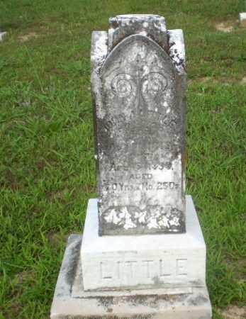 LITTLE, J.A. - Craighead County, Arkansas | J.A. LITTLE - Arkansas Gravestone Photos