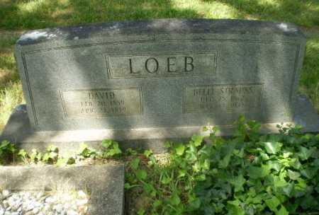 LOEB, BELLE - Craighead County, Arkansas | BELLE LOEB - Arkansas Gravestone Photos
