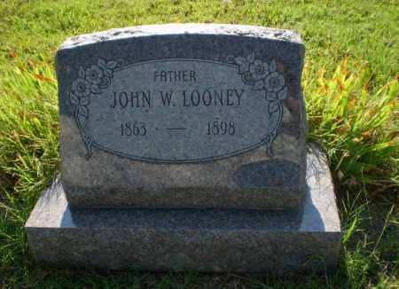 LOONEY, JOHN W. - Craighead County, Arkansas | JOHN W. LOONEY - Arkansas Gravestone Photos