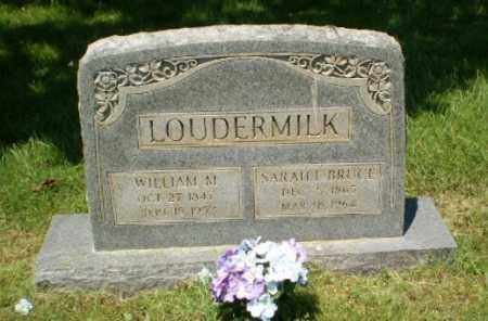 LOUDERMILK, SARAH E - Craighead County, Arkansas | SARAH E LOUDERMILK - Arkansas Gravestone Photos