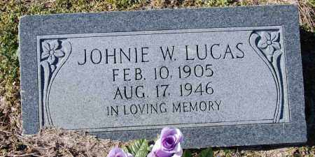 LUCAS, JOHNIE W. - Craighead County, Arkansas | JOHNIE W. LUCAS - Arkansas Gravestone Photos