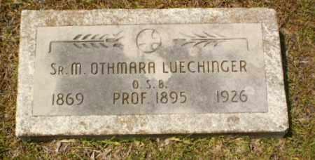 LUECHINGER, SISTER M. OTHMARA - Craighead County, Arkansas | SISTER M. OTHMARA LUECHINGER - Arkansas Gravestone Photos