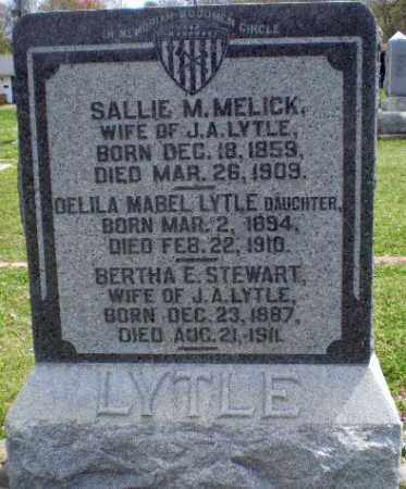 LYTLE, BERTHA E - Craighead County, Arkansas | BERTHA E LYTLE - Arkansas Gravestone Photos