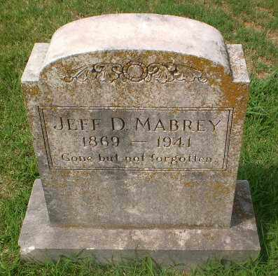 MABREY, JEFF D - Craighead County, Arkansas | JEFF D MABREY - Arkansas Gravestone Photos