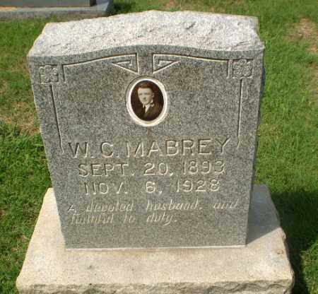 MABREY, W.C. - Craighead County, Arkansas | W.C. MABREY - Arkansas Gravestone Photos