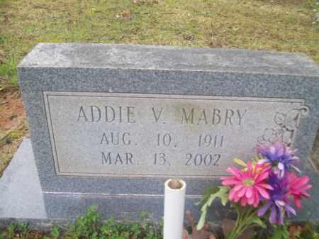MABRY, ADDIE - Craighead County, Arkansas | ADDIE MABRY - Arkansas Gravestone Photos