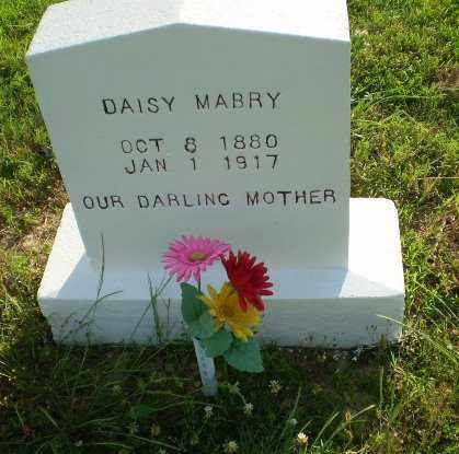 MABRY, DAISY - Craighead County, Arkansas | DAISY MABRY - Arkansas Gravestone Photos