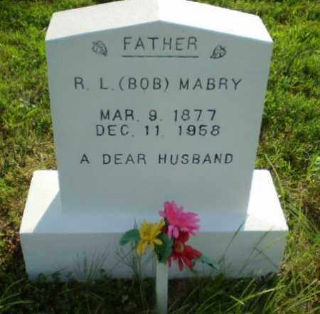 "MABRY, R.L. ""ROB"" - Craighead County, Arkansas | R.L. ""ROB"" MABRY - Arkansas Gravestone Photos"
