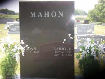 MAHON, DR. LARRY - Craighead County, Arkansas | DR. LARRY MAHON - Arkansas Gravestone Photos