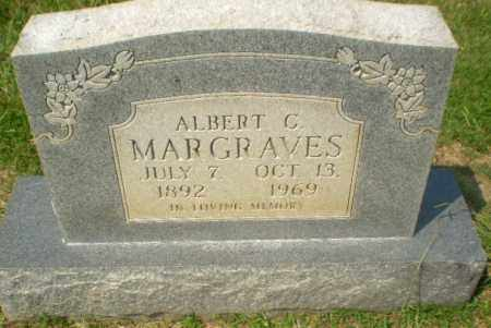 MARGRAVES, ALBERT C - Craighead County, Arkansas | ALBERT C MARGRAVES - Arkansas Gravestone Photos