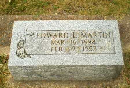MARTIN, EDWARD L - Craighead County, Arkansas | EDWARD L MARTIN - Arkansas Gravestone Photos