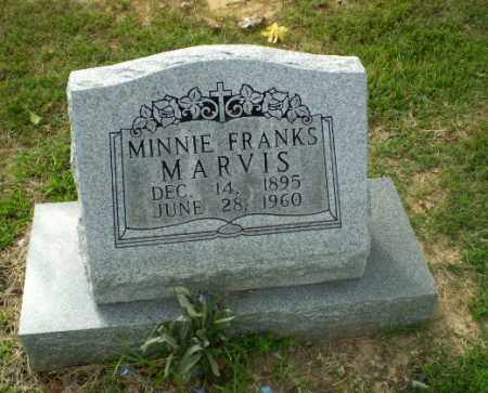 MARVIS, MINNIE - Craighead County, Arkansas | MINNIE MARVIS - Arkansas Gravestone Photos