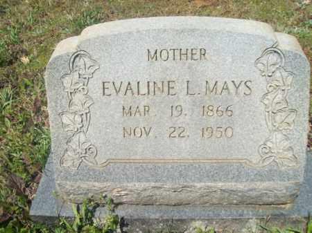 MAYS, EVALINE L. - Craighead County, Arkansas | EVALINE L. MAYS - Arkansas Gravestone Photos