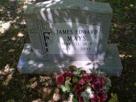 MAYS, JAMES EDWARD - Craighead County, Arkansas | JAMES EDWARD MAYS - Arkansas Gravestone Photos