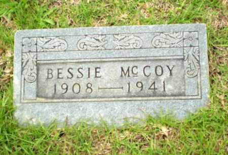 MCCOY, BESSIE - Craighead County, Arkansas | BESSIE MCCOY - Arkansas Gravestone Photos