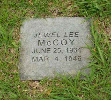 MCCOY, JEWEL - Craighead County, Arkansas | JEWEL MCCOY - Arkansas Gravestone Photos