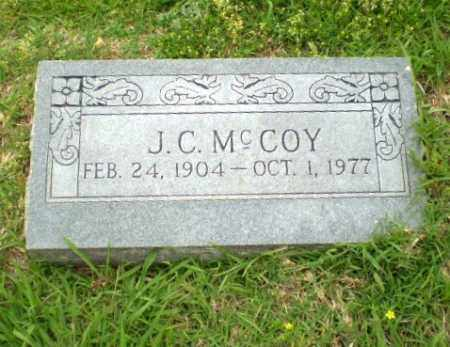 MCCOY, J C - Craighead County, Arkansas | J C MCCOY - Arkansas Gravestone Photos