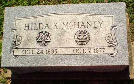 MCHANEY, HILDA - Craighead County, Arkansas | HILDA MCHANEY - Arkansas Gravestone Photos