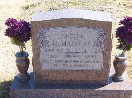 MCMASTERS, JO ELLA - Craighead County, Arkansas | JO ELLA MCMASTERS - Arkansas Gravestone Photos