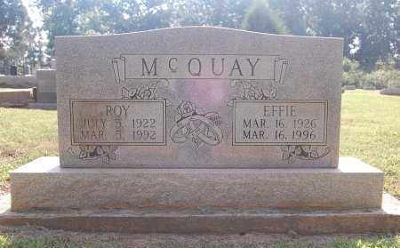 MCQUAY, ROY - Craighead County, Arkansas | ROY MCQUAY - Arkansas Gravestone Photos