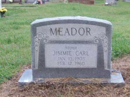 MEADOR, JIMMIE CARL - Craighead County, Arkansas | JIMMIE CARL MEADOR - Arkansas Gravestone Photos