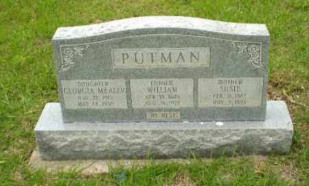 PUTMAN, WILLIAM - Craighead County, Arkansas | WILLIAM PUTMAN - Arkansas Gravestone Photos