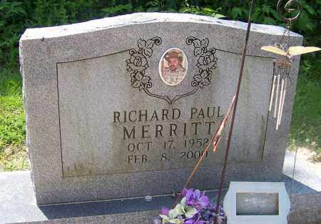 MERRITT, RICHARD PAUL - Craighead County, Arkansas | RICHARD PAUL MERRITT - Arkansas Gravestone Photos