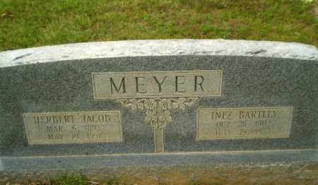 MEYER, INEZ - Craighead County, Arkansas | INEZ MEYER - Arkansas Gravestone Photos