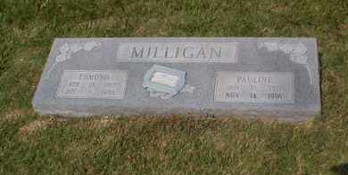 MILLIGAN, EDMOND - Craighead County, Arkansas | EDMOND MILLIGAN - Arkansas Gravestone Photos