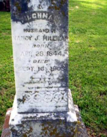 MILLIKAN, TILGHMAN - Craighead County, Arkansas | TILGHMAN MILLIKAN - Arkansas Gravestone Photos