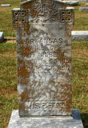 NISBETT, ARKANSAS - Craighead County, Arkansas | ARKANSAS NISBETT - Arkansas Gravestone Photos