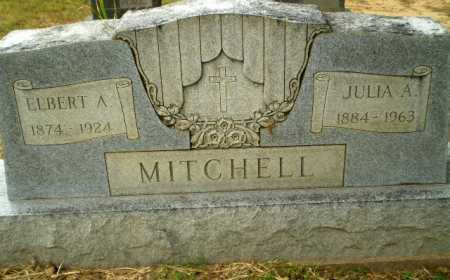 MITCHELL, ELBERT A - Craighead County, Arkansas | ELBERT A MITCHELL - Arkansas Gravestone Photos