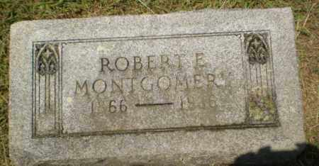 MONTGOMERY, ROBERT E - Craighead County, Arkansas | ROBERT E MONTGOMERY - Arkansas Gravestone Photos